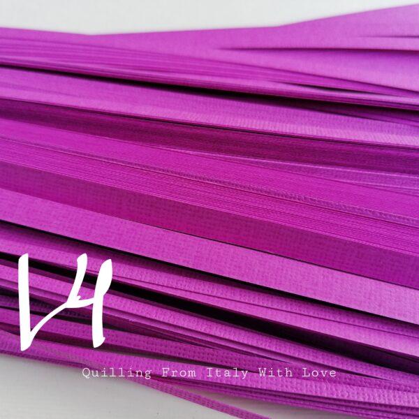 strisce di cartoncino da 220 gr per quilling in lilla